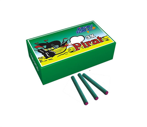 3 # Match Crackers (3bangs)