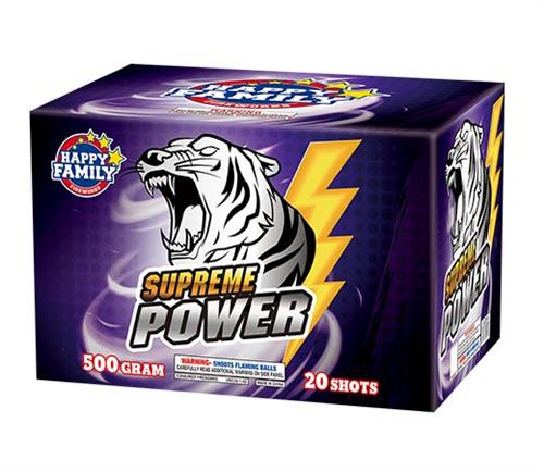 SUPERME POWER