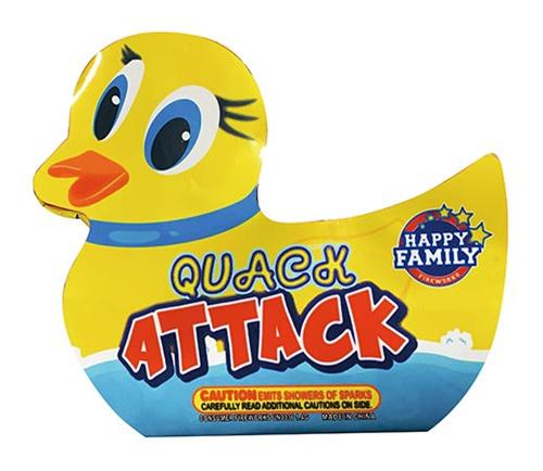 ATAQUE QUACK