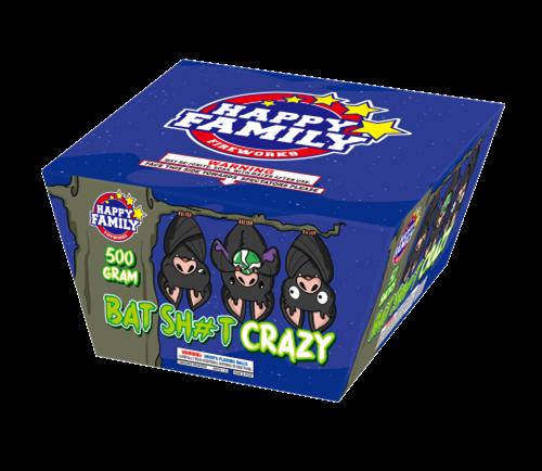 Bat Sh # t Crazy