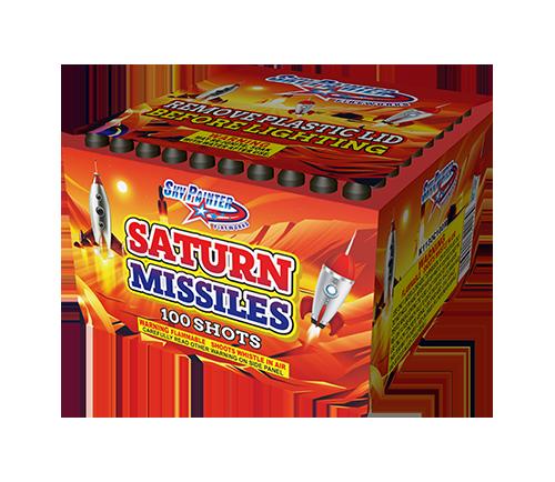 BATERIA DO SATURN MISSILE 100'S (módulo)