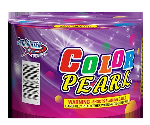 96 SHOTS COLOR PEARL
